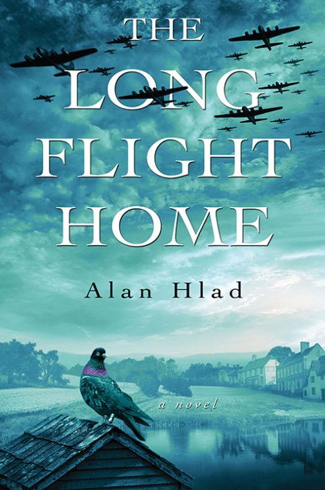 One of our recommended books for 2019 is The Long Flight Home by Alan Hlad