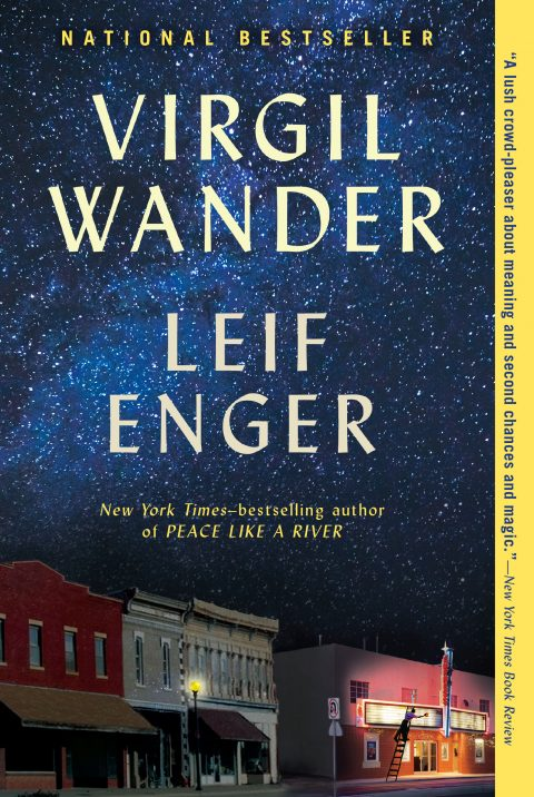 One of our recommended books for 2019 is Virgil Wander by Leif Enger