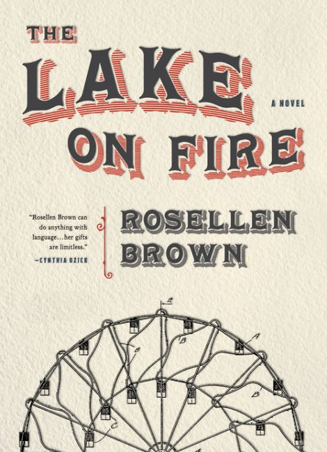 Brown.Lake+on+Fire+front+cover