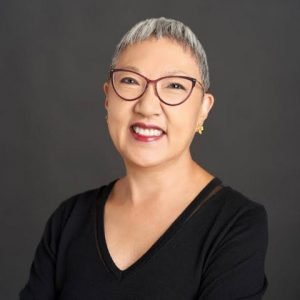 Eugenia Kim is the author of The Kinship of Secrets