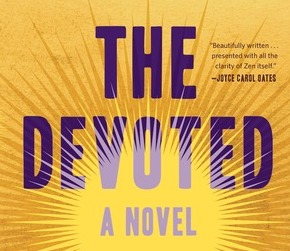 One of our recommended books is The Devoted by Blair Hurley