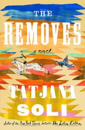 One of our best books for 2018 is The Removes by Tatjana Soli
