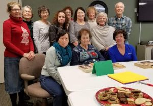 The Reading Group Choices January Spotlight Group is Circle of Readers