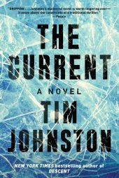 One of our recommended books for 2019 is The Current by Tim Johnston