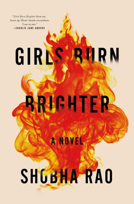 One of our recommended books for 2019 is Girls Burn Brighter by Shobha Rao