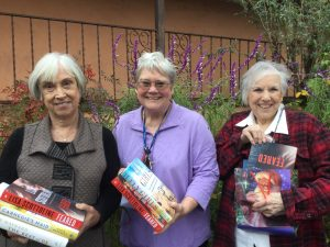 Our special spotlight group on Reading Group Choices is the Paradise Book Group