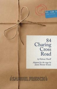One of our recommended books is 84 charing cross road