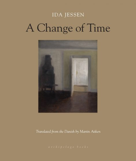 One of our recommended books for 2019 is A Change of TIme by Ida Jessen
