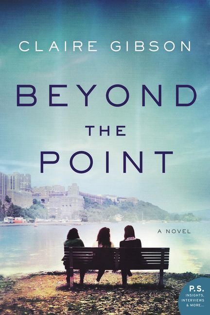 One of our recommended books for 2019 is Beyond the Point by Claire Gibson