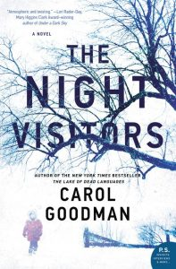 One of our recommended books for 2019 is The Night Visitors by Carol Goodman