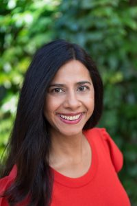 Samira Ahmed is the author of Internment, credit Erielle Bakkum