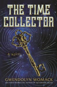 One of our recommended books for 2019 is The Time Collector by Gwendolyn Womack