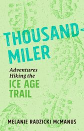 One of our recommended books is Thousand Miler by Melanie McManus