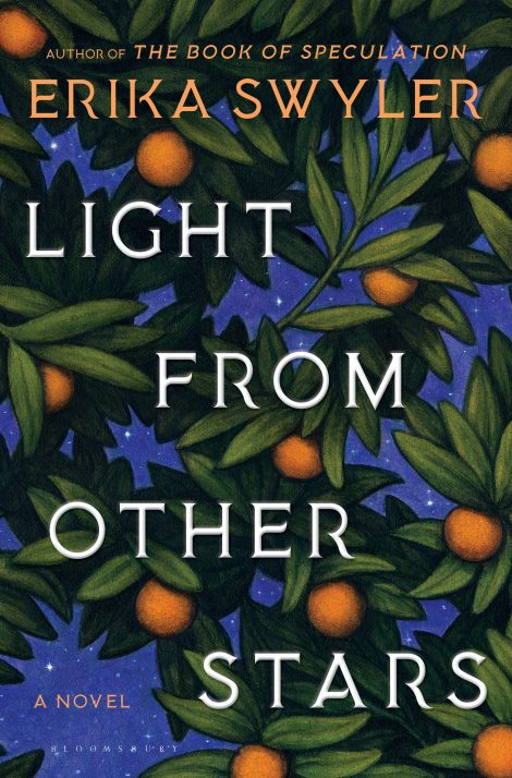 One of our recommended books for 2019 is Light From Other Stars by Erika Swyler