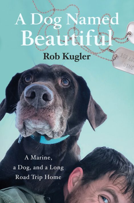 One of our recommended books for 2019 is A Dog Named Beautiful by Rob Kugler