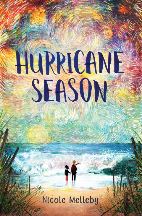 One of our recommended books for 2019 is Hurricane Season by Nicole Melleby