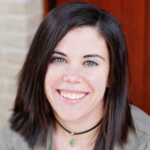 Nicole Melleby is the author of Hurricane Season
