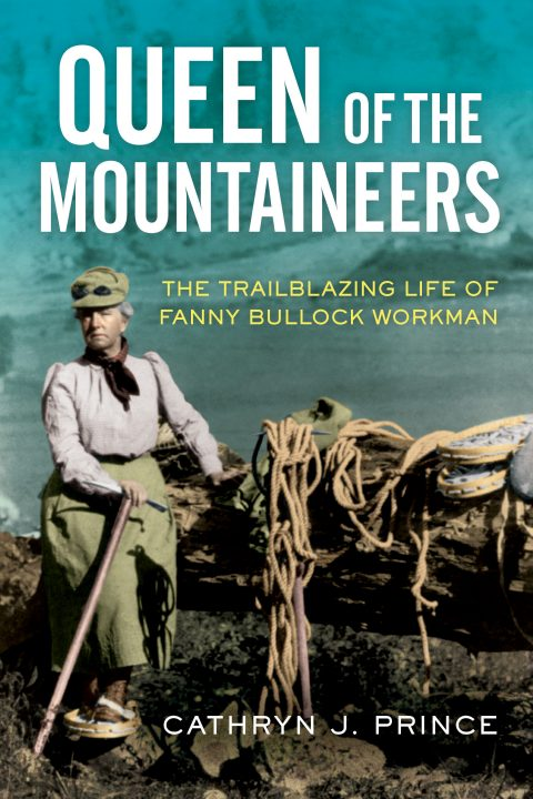 One of our recommended books for 2019 is Queen of the Mountaineers by Cathryn J. Prince