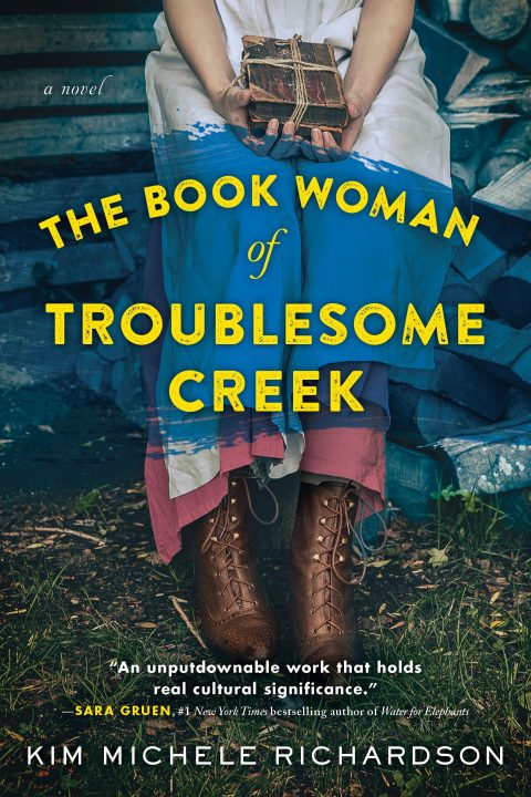 One of our recommended books for 2019 is The Book Woman of Troublesome Creek by Kim Michele Richardson