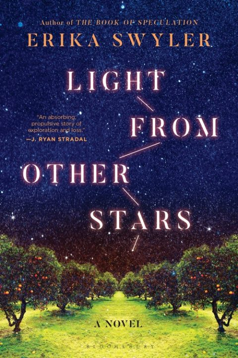 One of our recommended books is The Light From Other Stars by Erika Swyler