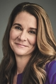 Melinda Gates is the author of The Moment of Lift