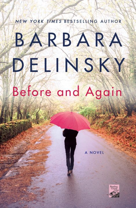 One of our recommended books for 2019 is Before and Again by Barbara Delinsky