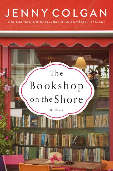 One of our recommended books for 2019 is The Bookshop on the Shore by Jenny Colgan
