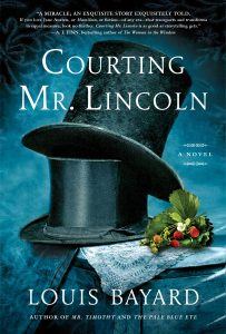 One of our recommended books for 2019 is Courting Mr. Lincoln by Louis Bayard
