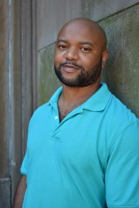 De'Shawn Charles Winslow is the author of In West Mills, CREDIT Julie R Keresztes