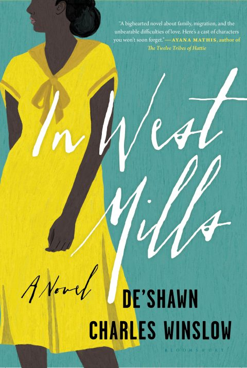 One of our recommended books for 2019 is In West Mills by De'Shawn Charles Winslow