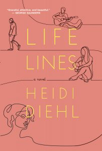 One of our recommended books for 2019 is Lifelines by Heidi Diehl