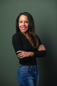 Lisa Barr is the author of The Unbreakables, photo credit Tell Draper