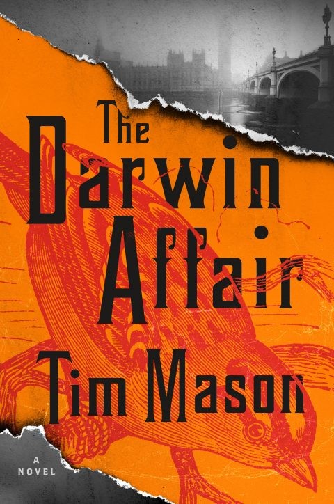 One of our recommended books for 2019 is The Darwin Affair by Tim Mason