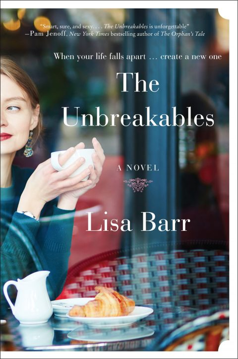 One of our recommended books for 2019 is The Unbreakables by Lisa Barr