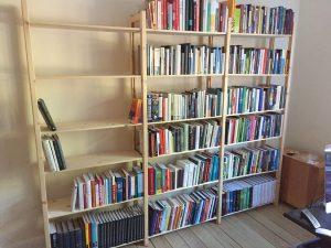 Tips for weeding books