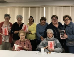 The Reading Group Choices Spotlight Book Group in May 2019 is JCC 39ers
