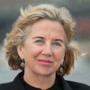 Deborah Baker is the author of The Last Englishmen, credit Julienne Schaer