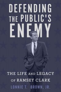 One of our recommended books for 2019 is Defending the Public's Enemy