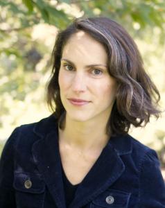 Lauren Acampora is the author of The Paper Wasp, credit Sarah Landis
