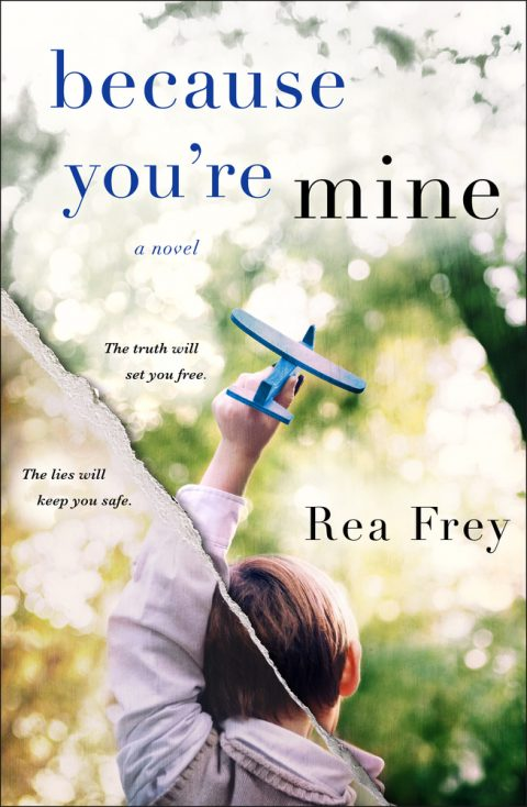 One of our recommended books for 2019 is Because You're Mine by Rea Frey