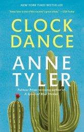 One of our recommended books for 2019 is Clock Dance by Anne Tyler