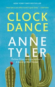 One of our recommended and most read books is Clock Dance by Anne Tyler