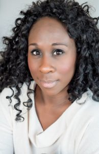 Esi Edugyan is the author of Washington Black, credit Tamara Poppitt
