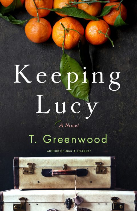 One of our recommended books for 2019 is Keeping Lucy by T. Greenwood