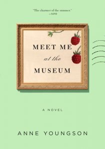 One of our recommended books for 2019 is Meet Me at the Museum by Anne Youngson
