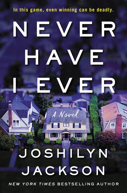 One of our recommended books for 2019 is Never Have I Ever by Felicity McClean