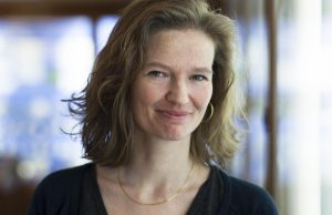 Rikke Schmidt Kjærgaard is the author of The Blink of an Eye
