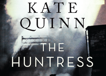 Reading Group Choices interview with Kate Quinn, author of The Huntress