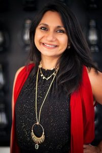 Sonali Dev is the author of Pride, Predudice, and Other Flavors