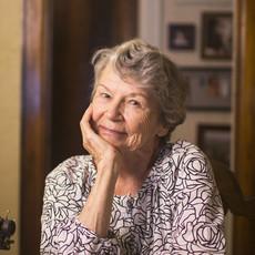 Faith Sullivan is the author of Ruby & Roland, credit Leila Navidi